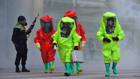 Battle-hardened terrorists closing in on deadly biological weapons