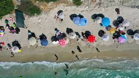 Holiday bookings surge as England's entry restrictions eased
