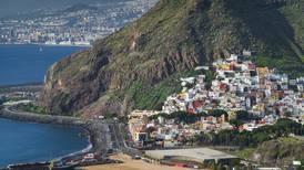 'Earthquake swarm' puts Spanish island on alert for volcanic eruption
