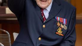 Captain Tom Moore made honorary member of England cricket team on 100th birthday
