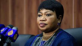 ICC prosecutor urges Sudan to hand over Darfur genocide accused