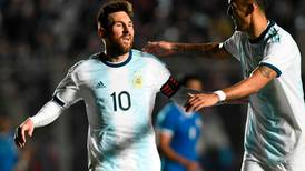 Lionel Messi warms up for 2019 Copa America as Argentina rout Nicaragua