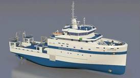 All aboard as Abu Dhabi's new research ship prepares for its voyage of discovery