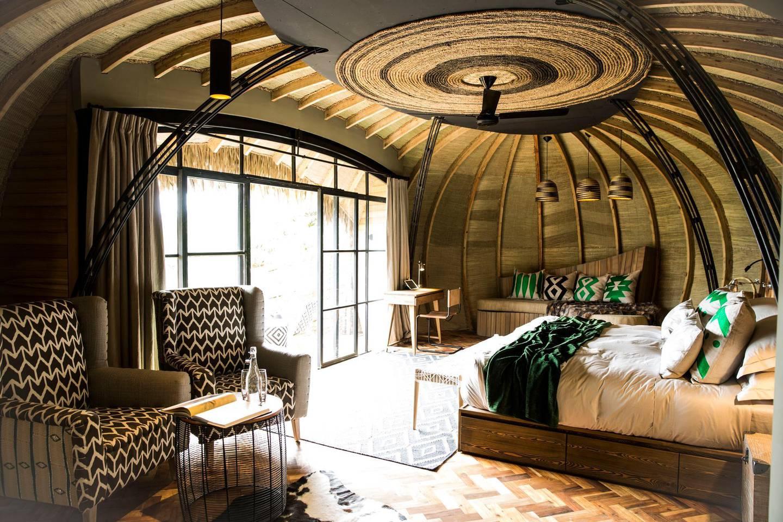 Bisate Lodge, Wilderness Safari, Rwanda. Crookes And Jackson / Wilderness Safaris
