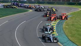 'All systems go' for Australian F1 Grand Prix, say organisers