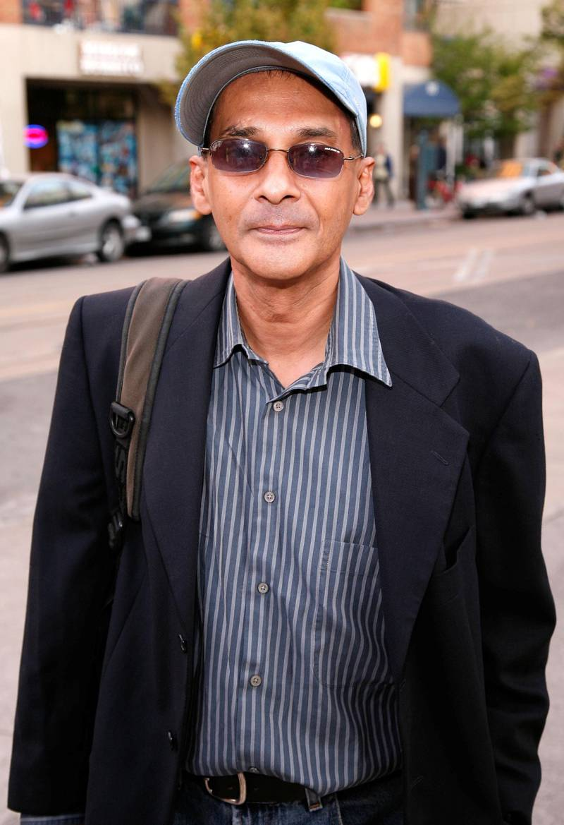 """TORONTO, ON - SEPTEMBER 11:  Writer Ranjit Chowdhry arrives at """"Sam and Me"""" film premiere held at Jackman Hall Art Gallery of Ontario during the 2008 Toronto International Film Festival on September 11, 2008 in Toronto, Canada.  (Photo by Leonard Adam/WireImage)"""
