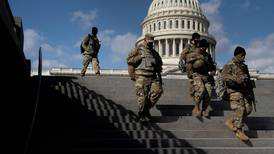 National Guard troops finish mission to defend US Capitol from attackers