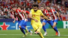 Mohamed Salah helps Liverpool beat Atletico Madrid in Champions League thriller