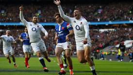 England too strong for France in Six Nations as Jonny May bags hat-trick