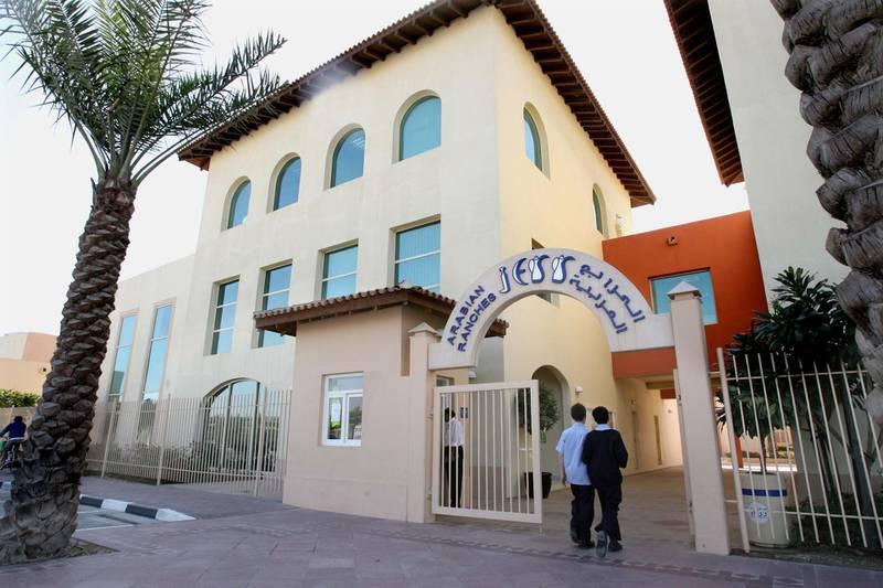 DUBAI -FEB 13: The Jumeirah English Speaking School at Arabian Ranches,Dubai.(Photo by Stephen Lock /ADMC)