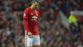 For Zlatan Ibrahimovic, and Manchester United, decline and floundering in Fergie Time