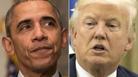 Obama suggests Trump team 'denied warnings' of pandemic