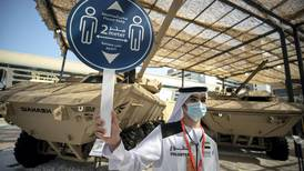 Idex 2021: UAE Armed Forces announce $2bn in military deals on day two