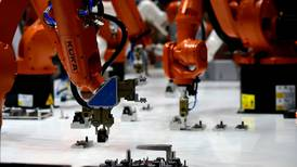 EU aims to create robot army to take on US and China
