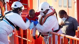Mauritania rescues seven migrants from sea, but 47 are feared dead