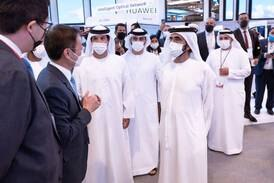 Sheikh Mohammed says Gitex a symbol of 'national aspirations' after touring mega event