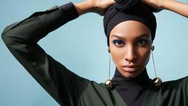 Ikram Abdi Omar stars in Diane Von Furstenberg's first campaign featuring a hijabi model