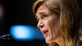 Senate advances Samantha Power nomination as US aid co-ordinator