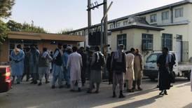 Explosion inside Afghan mosque kills dozens