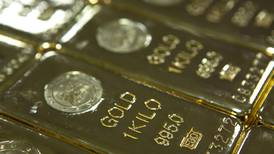 Gold hits six-year high on rising global tensions