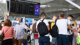 Stansted Airport hit by baggage system 'chaos'