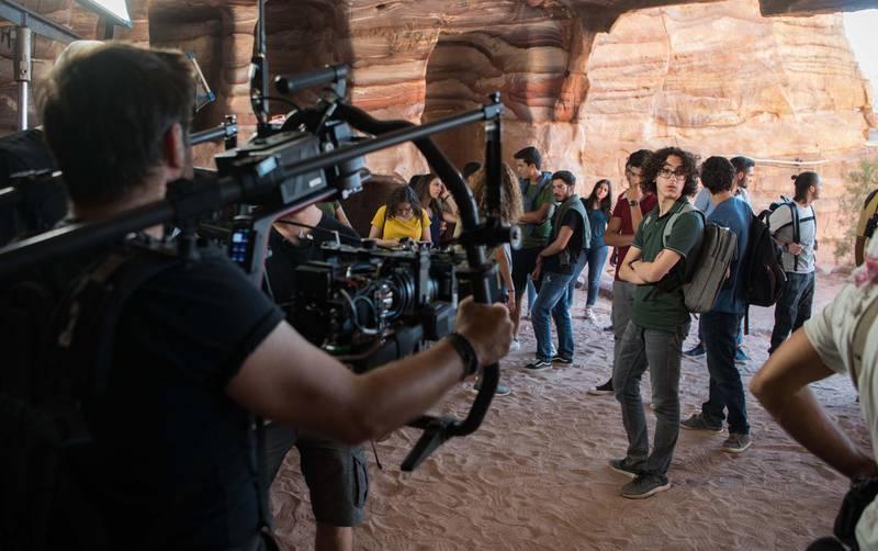 Jinn Season 1. Ahmad Blaibleh/Netflix
