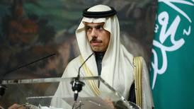 Saudi Arabia's Faisal bin Farhan: A united GCC will help to combat Covid-19