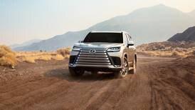 Lexus unveils 2022 version of flagship LX