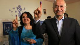 Angry Iraqi Kurds file election complaints with Baghdad
