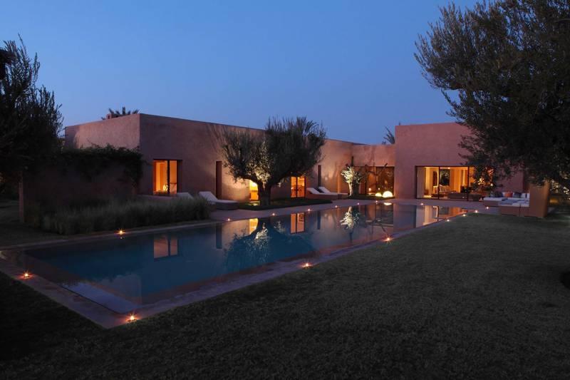 M1, Oliveriae, Royal Palm Marrakech. Courtesy The Fairmont Royal Palm