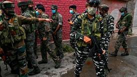 India police: two officers killed by rebels in Kashmir