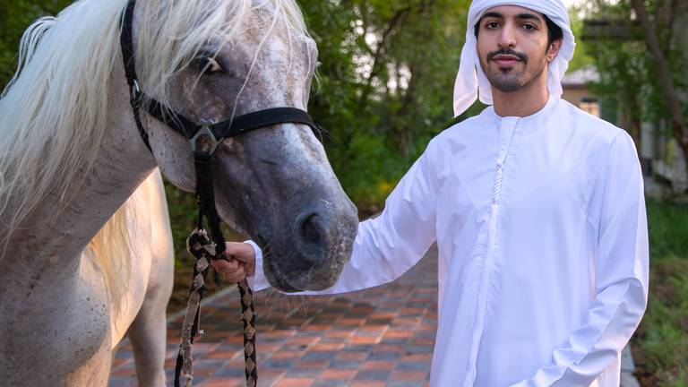An image that illustrates this article Emiratis study abroad