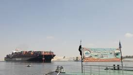 Suez Canal records highest daily transit rate in its history