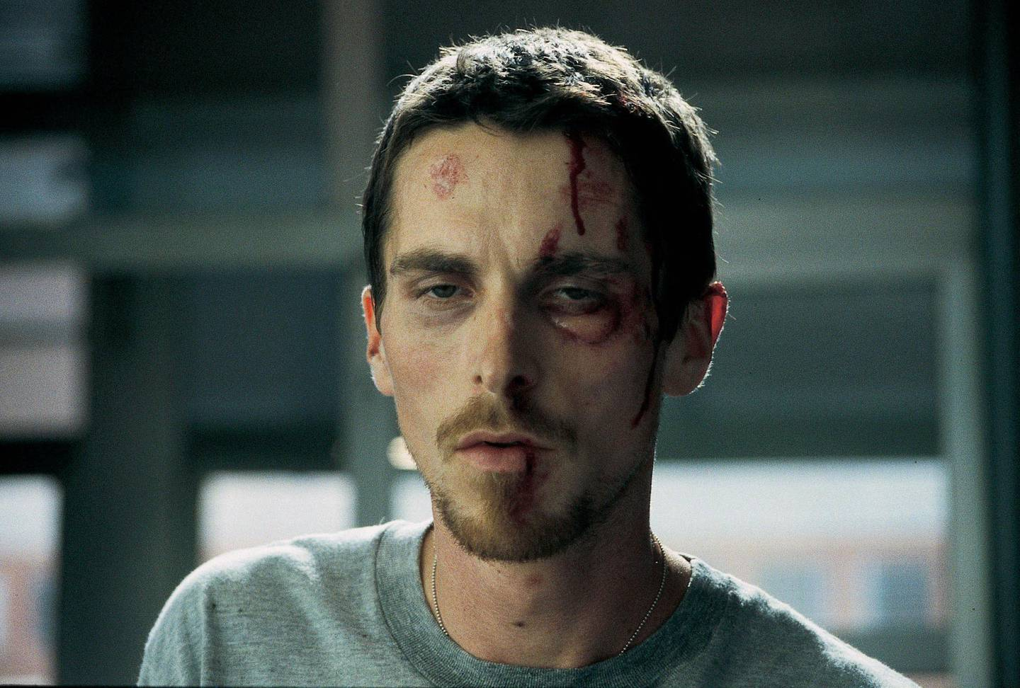 Christian Bale in The Machinist. Courtesy Filmax Group