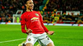 Ole Gunnar Solskjaer on Mason Greenwood: 'he's filled out this lockdown'