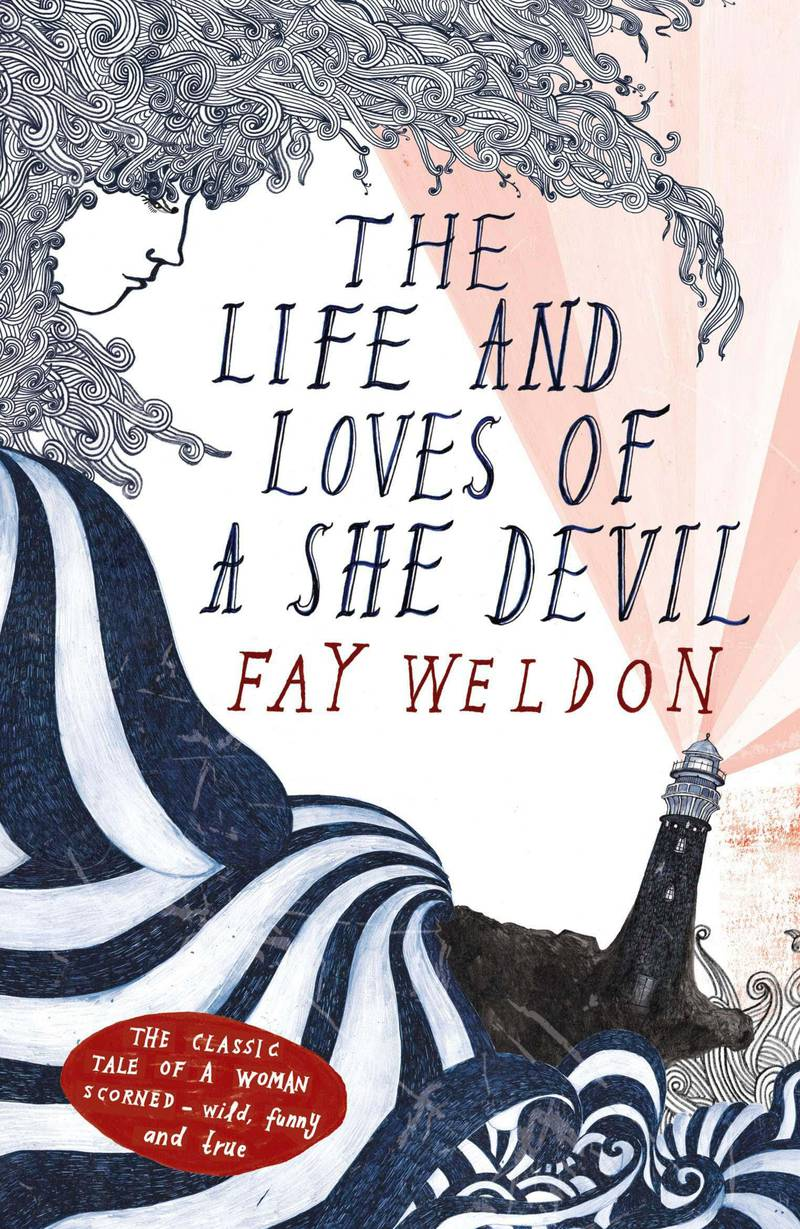 The Lives and Loves of a She-Devil by Fay Weldon. Courtesy Sceptre