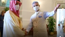 Saudi Arabia and India address Covid-19, Afghanistan and restarting flights
