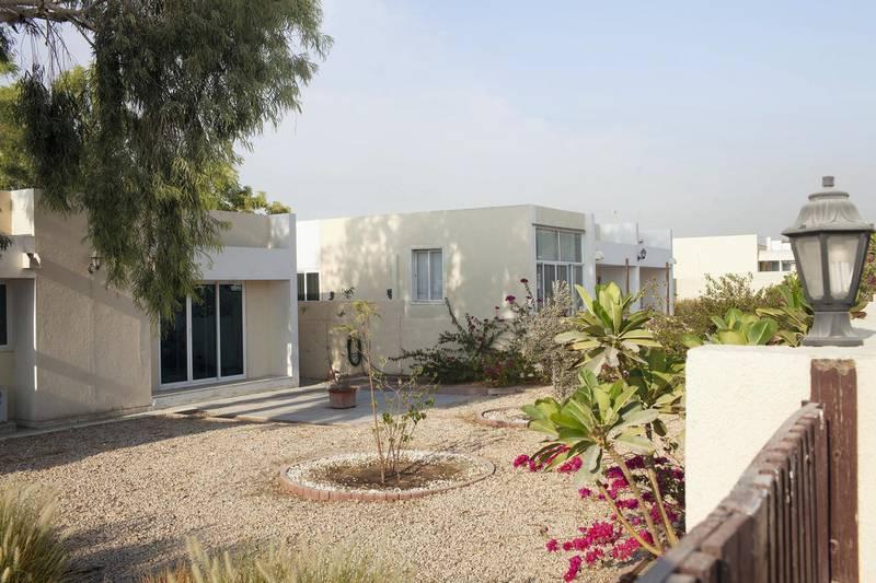 04.09.17. Jebel Ali Village, Dubai.Anna Nielsen for The National