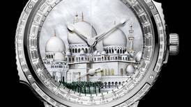 This Dh7.85 million watch is dedicated to Sheikh Zayed