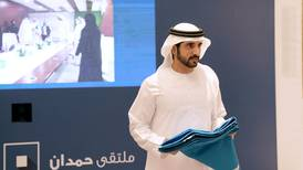 Sheikh Hamdan awards Dubai Electricity and Water Authority a special prize for top government service