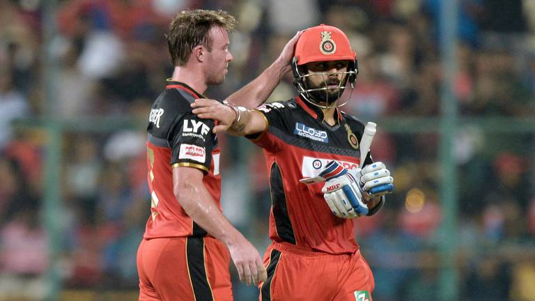 An image that illustrates this article Kohli to leave Royal Challengers Bangalore captaincy after IPL 2021