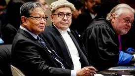 ICJ issues 'emergency measures' ruling against Myanmar over Rohingya repression