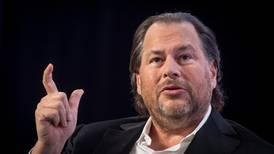 Billionaires: Marc Benioff says capitalism has led to 'horrifying inequality'