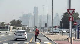 UAE weather: fair, partly cloudy and dusty