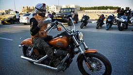 The UAE's bikers rev up for National Day with cross-country rally – in pictures