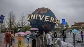 Universal Studios Beijing theme park opens doors after two-decade wait