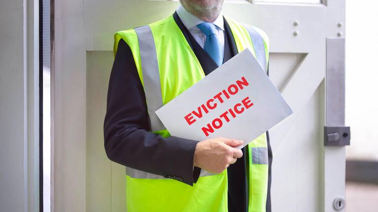 An image that illustrates this article Homefront: 'Can my landlord evict me if he wants to live in the property?'