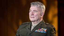 Gen McKenzie: Taliban takeover was 'shot in the arm' for global extremists