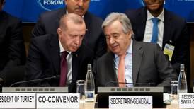 Turkey's Erdogan says one million Syrian refugees should be resettled