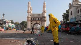 India observes world's biggest lockdown in fight against the coronavirus
